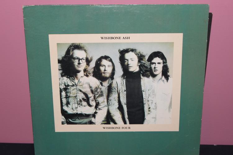 WISHBONE ASH MCA RECORDS 1973 LIKE NEW RECORD – COVER MINOR WARE