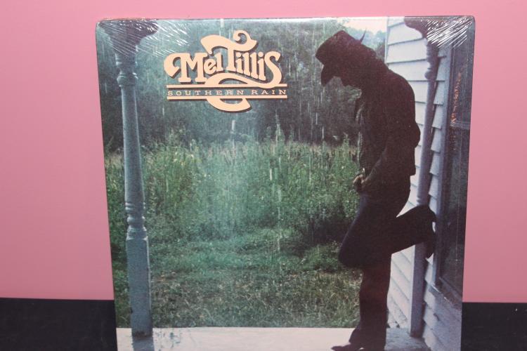 MEL TILLIS SOUTHERN RAIN SEALED ELEKTRA 6-E310 1980
