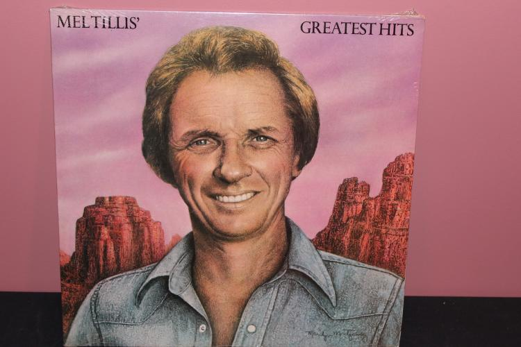 MEL TILLIS GREATEST HITS SEALED ELEKTRA 1983