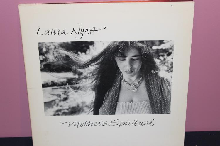 LAURA NYRO 1984 COLUMBIA BL39215 NEAR MINT LIKE NEW