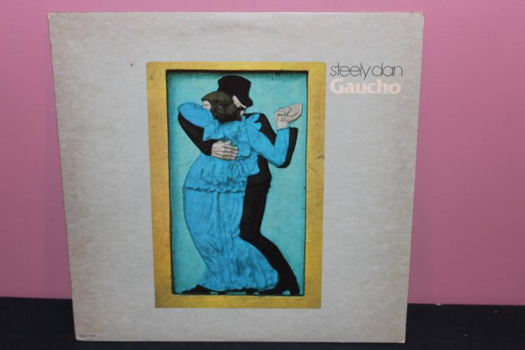 STEELY DAN GAUCHO MCA RECORDS 1980 LIKE NEW