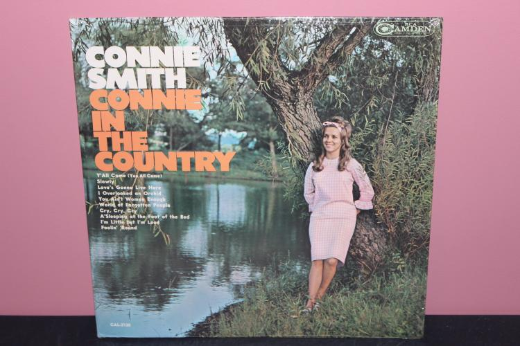 CONNIE SMITH COUNTRY 1967 RCA