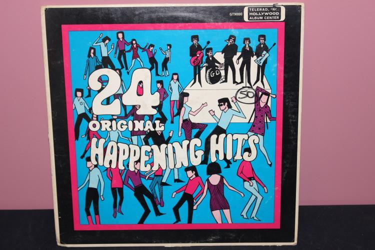 24 ORIG HITS - 24 HITS BY ORIG SINGERS - LIKE NEW COLUMBIA