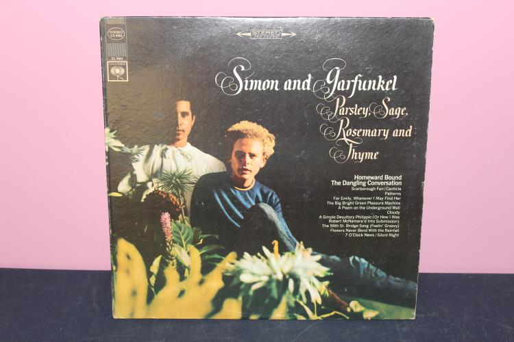 SIMON & GARFUNKEL - COLUMBIA RECORDS 2563 - LIKE NEW