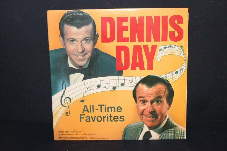 DENNIS DAY - ALL TIME FAVORITES - NOT SOLD IN STORES