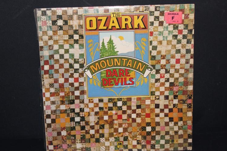 OZARK MOUNTAIN DARE DEVILS - LIKE NEW AM RECORDS 1973