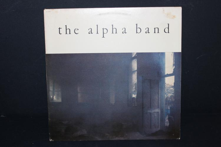 ALPHA BAND - ARISTA RECORDS 1976 - LIKE NEW