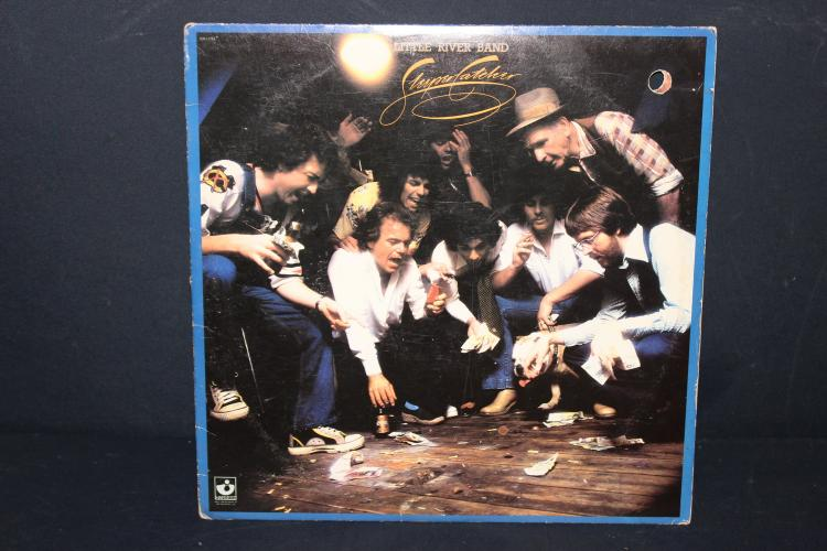 LITTLE RIVER BAND - EMI RECORDS 1978 - LIKE NEW