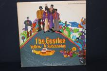 BEATLES YELLOW SUBMARINE APPLE RECORDS LIKE NEW