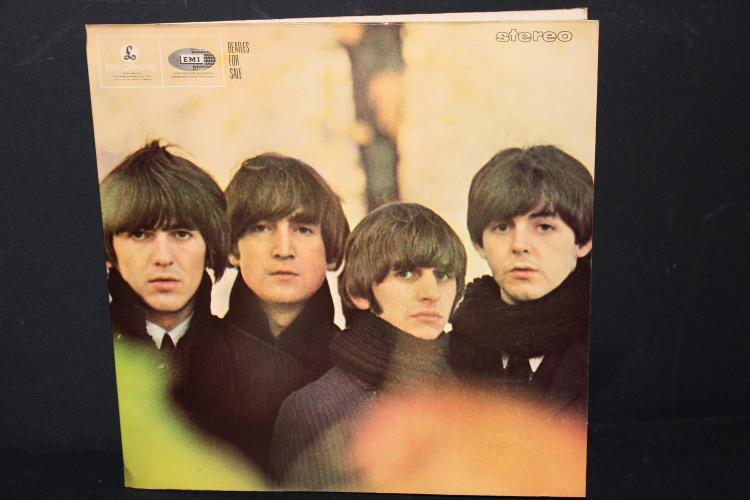 BEATLES FOR SALE EMI RECORDS GATEFOLD 1964 LIKE NEW
