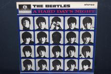THE BEATLES HARD DAYS NIGHT EMI RECORDS MADE IN BRITIAN LIKE NEW