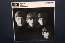 WITH THE BEATLES EMI RECORDS MADE IN BRITIAN 1963 LIKE NEW