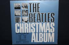 THE BEATLES CHRISTMAS ALBUM NOT FOR SALE COPYRIGHT 1970 LIKE NEW APPLE RECORDS