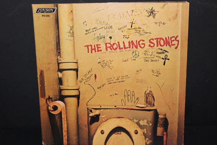 ROLLING STONES REMASTERED LONDON RECORDS 1968 P5 539 LIKE NEW