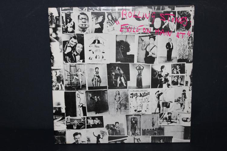 """ROLLING STONES """"EXILE ON MAIN STREET"""""""