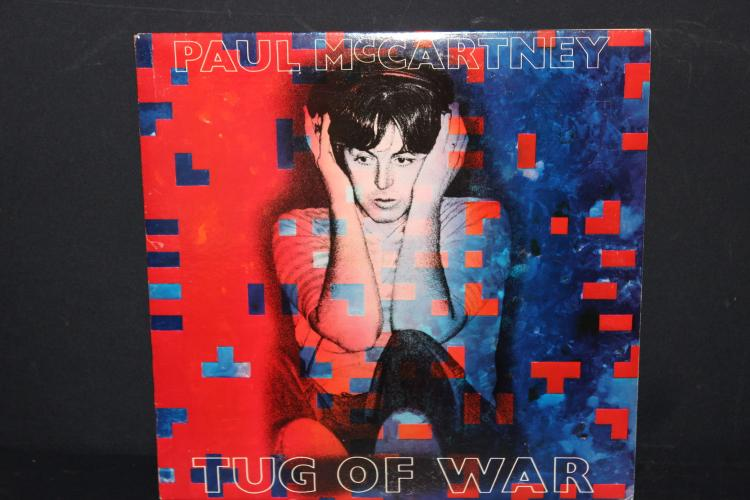 PAUL MC CARTNEY TUG OF WAR 1982 COLUMBIA – CBS LIKE NEW