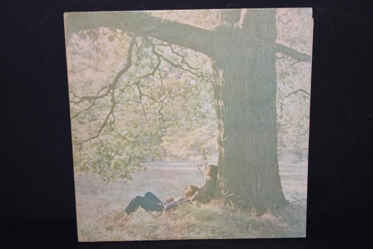 JOHN LENNON PLASTIC ONO BAND WITH RINGO STARR 1970 LIKE NEW