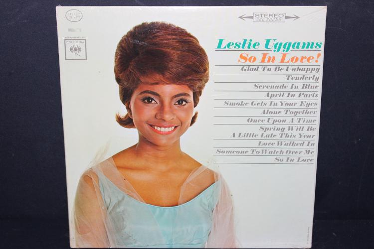 LESLIE UGGAMS COLUMBIA RECORDS 1963 SEALED NEW- OLD