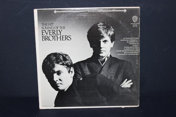 THE HIT SOUND OF THE EVERLY BROTHERS – WARNER BROS. 1876