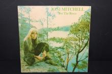 JONI MITCHELL FOR THE ROSES 1972 ASYLUM RECORDS LIKE NEW