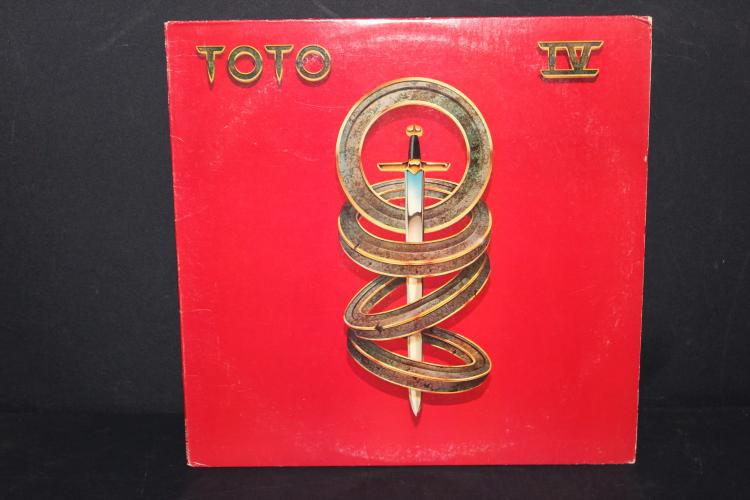 TOTO 1982 COLUMBIA RECORDS LIKE NEW