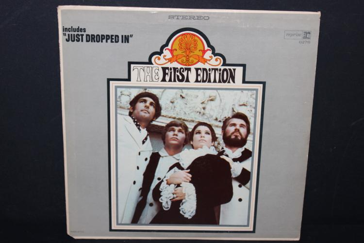 KENNY ROGERS IN THE FIRST EDITION REPRISE RECORDS 276 LIKE NEW PREMIER ALBUM