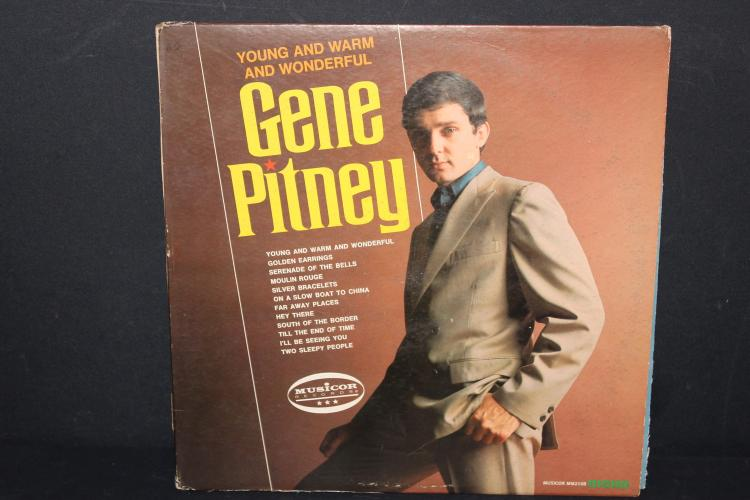 JEAN PITNEY YOUNG WARM AND WONDERFUL MUSICORE MM 2108 EXCELLENT CONDITION
