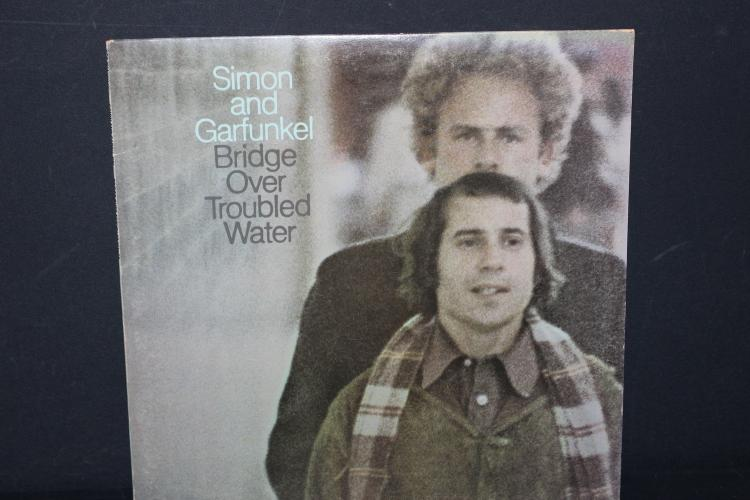 SIMON AND GARFUNKEL BRIDGE OVER TROUBLED WATER COLUMBIA KCS 9914 NEAR MINT