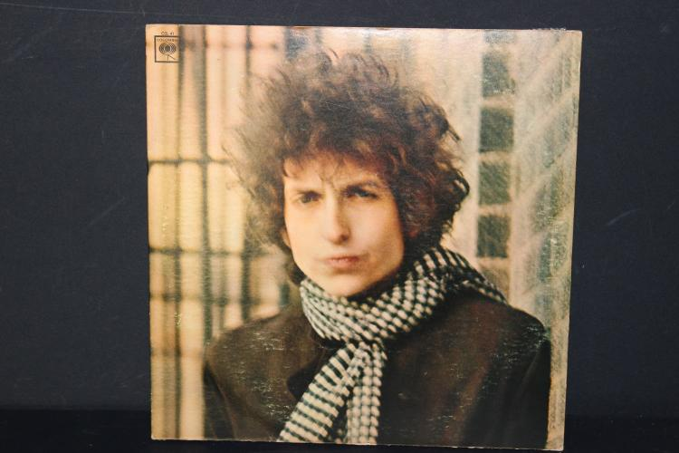 DYLAN - BLONDE ON BLONDE COLUMBIA RECORDS 2516 – T 17 - TWO RECORD SET LIKE NEW GATEFOLD