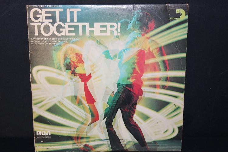 GET IT TOGETHER 25 TOP HITS BY ORIGINAL ARTISTS RCA DPL2 – 0045 LIKE NEW 2 RECORD SET