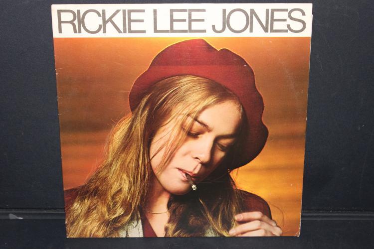 1989 WARNER BROS. RECORDS PICKY LEE JONES LIKE NEW