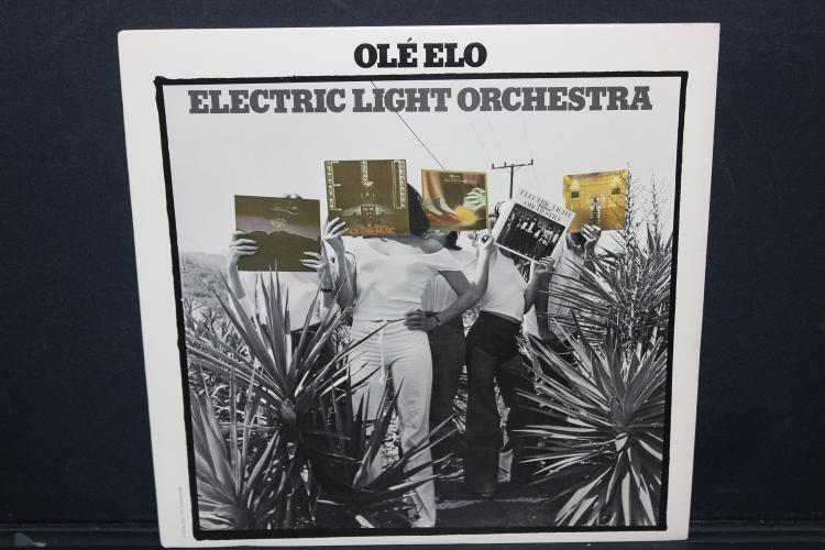 ELECTRIC LIGHT ORCHESTRA 1976 JET RECORDS LIKE NEW
