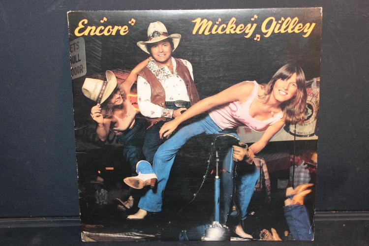 MICKEY GILLEY ENCORE 1980 CBS RECORDS LIKE NEW