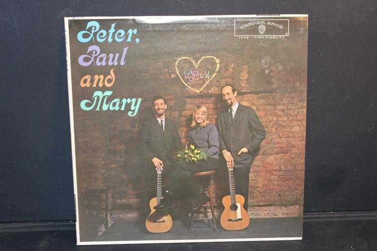 PETER PAUL AND MARY WARNER BROS. 1449 LIKE NEW