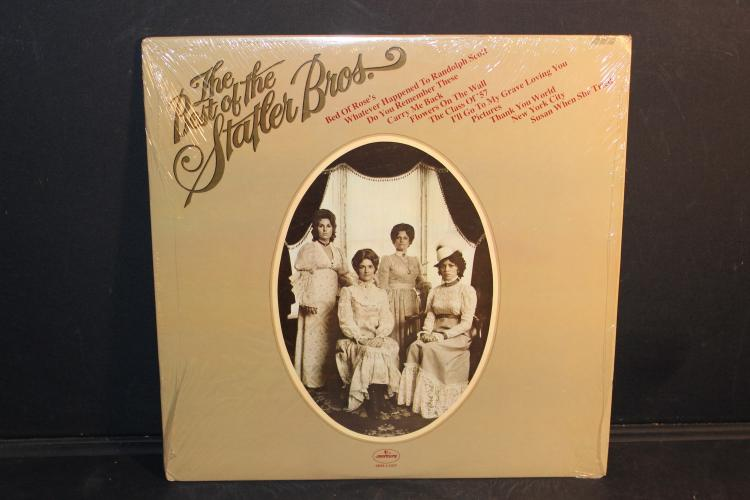 BEST OF THE STATLER BROTHERS MERCURY BROTHERS SRM 1 – 1037 - 1975 LIKE NEW
