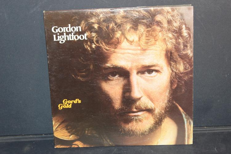 GORDON LIGHTFOOT GORDS GOLD 1975 2 VINYL SET - REPRISE EXCELLENT CONDITION LIKE NEW