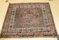 PRAYER RUG MADE IN IRAN 17 X 16 GOOD CONDITION