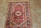 ANTIQUE ORIENTAL RUG MADE IN IRAN 36 X 25