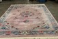 BEAUTIFUL DEEP PILE RUG WITH EXCELLENT DESIGN UNSURE OF MAKER 11.4 X 7.11