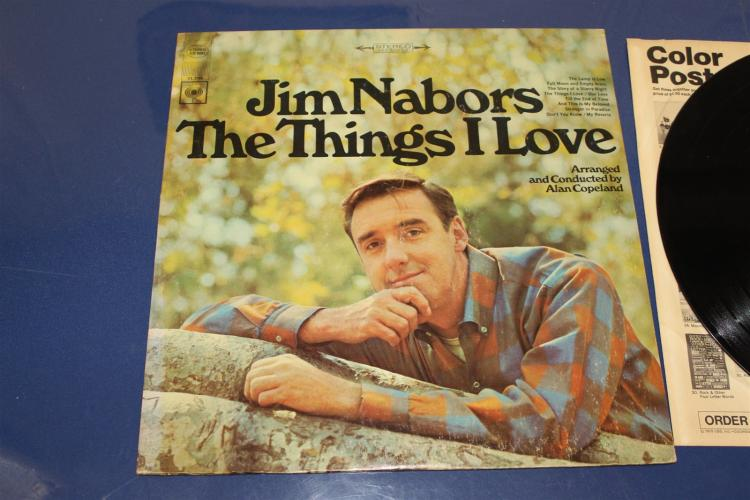 Things I Love Record Book
