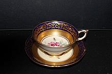 PARAGON BONE CHINA BY APPOINTMENT TO QUEEN MARY MINT ENGLAND
