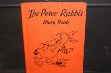 PETER RABBIT 1935 BY PLATT AND MUNK COMPANY - GREAT CHILDREN'S BOOK IN VERY GOOD CONDITION 62 PAGES OVER 100 PICTURES