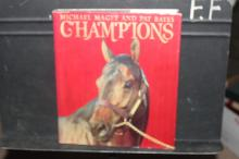 FOLLOWING STORIES ON THE CHAMPS 191 PAGES EXCELLENT CONDITION MANY PHOTOS