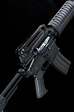 DECADE A .223 MODEL MG4A5 STRAIGHT-PULL RIFLE, NO.