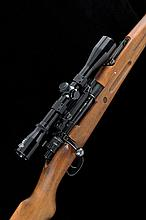 F.N. A 7.62MM BOLT-ACTION SERVICE RIFLE, NO. 36747