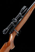 KRICO A .22 BOLT-ACTION SPORTING RIFLE, NO. 348748