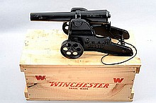 WINCHESTER A 10-BORE SIGNAL CANNON, NO. 006455 11