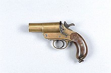 COGSWELL & HARRISON A 1-INCH VERY PISTOL, NO.
