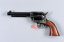 UBERTI A .44 ''CATTLEMAN'' MODEL SINGLE ACTION