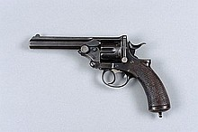 T. HORSLEY & SON A .455 (PRYSE PATTERN) REVOLVER,